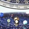 Van Cleef & Arpels : un planétarium au poignet (SIHH 2014)