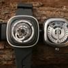 SevenFriday : montres M1-1 et P3-3