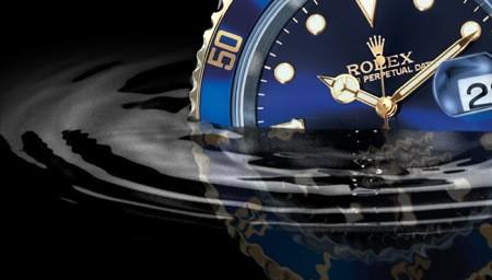 Étanchéité des montres en horlogerie