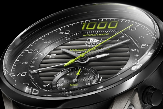 Montre Tag Heuer Mikrotimer Flying 1000