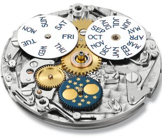 Mouvement de montre Girard-Perregaux GP033MO
