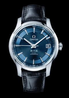 Nouvelle collection Omega Hour Vision