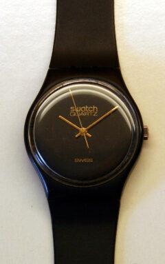 la première montre Swatch