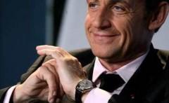 Les montres de Nicolas Sarkozy