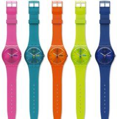 Nouvelles couleurs Swatch New Gent