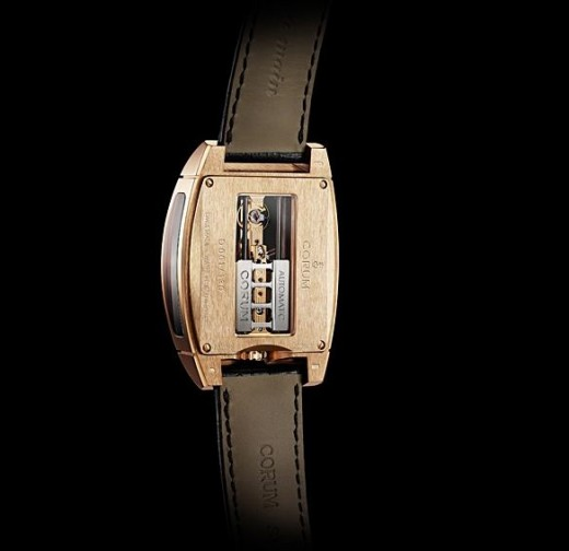 Corum Golden Bridge Automatic : fond