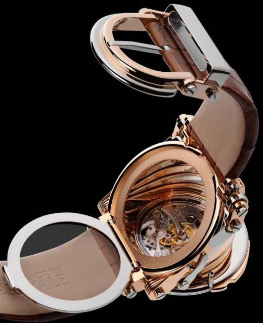 Fond montre Opéra Manufacture Royale