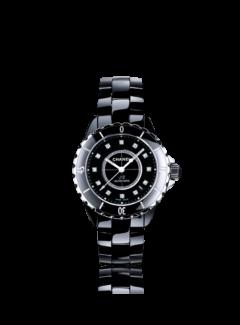 Montre Chanel J12 classique