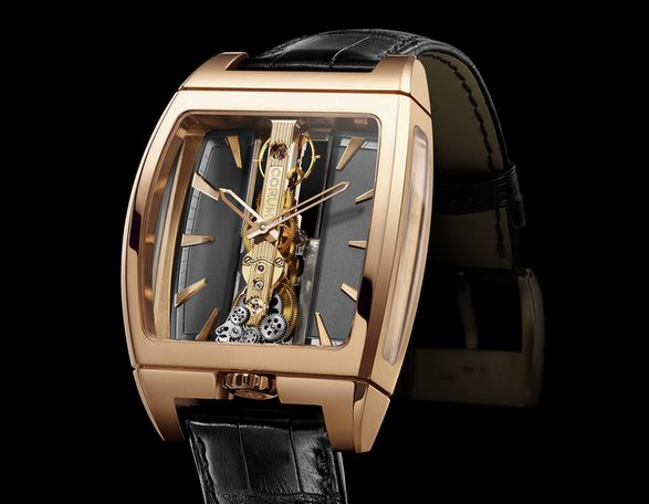 Montre Corum Golden Bridge Automatic