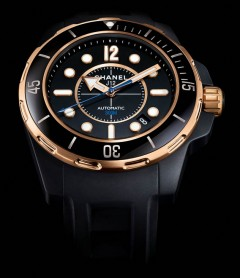 Chanel J12 Marine Only watch