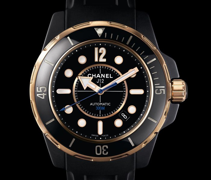 Montre J12 Marine Only watch