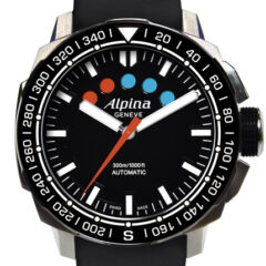 Alpina Sailing Automatic Timer