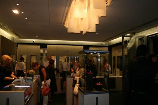Boutique Piaget à Genève