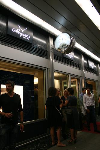 Breguet boutique de Genève