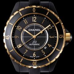 Chanel J12 Calibre 3125 mat