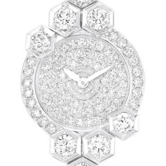 Chaumet BEE MY LOVE PM Or gris diamants