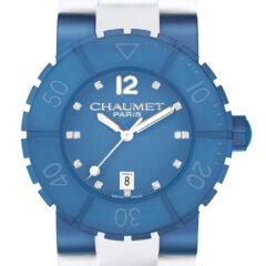 Chaumet CLASS ONE MM Titanium Deep blue