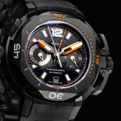 Clerc Hydroscaph Limited Edition Central Chronograph