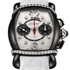 Ellicott Lady Tuxedo Chronotimer Sparkling Edition