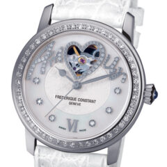 Frederique Constant Ladies Automatic Amour Heart Beat