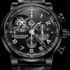 Graham Silverstone Tourbillograph Full Black