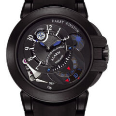 Harry Winston Project Z6 Black Edition