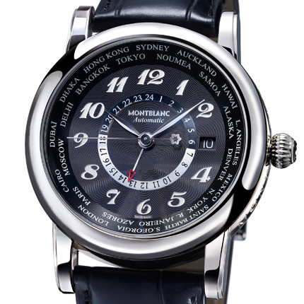 Montblanc Star Worldtime GMT Automatic