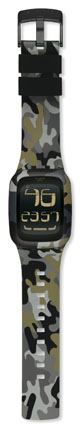 Montre Swatch Touch Camouflage