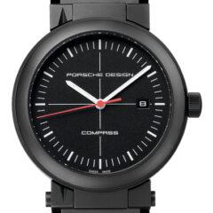 Porsche P6520 Compass Watch