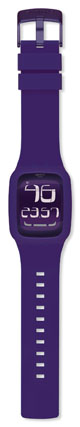 Swatch Touch Purple