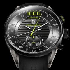 Tag Heuer Mikrotimer Flying 1000 Chronographe