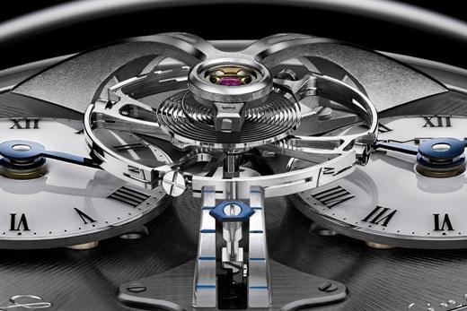 Balancier Legacy Machine N°1 MB&F