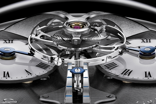 Balancier Legacy Machine N°1 MB&F