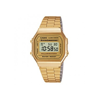 Casio Classic Illuminator gold