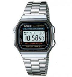 Casio Classic Illuminator silver