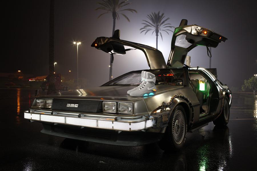 DeLorean-DNA Romain Jerome