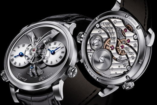 MB&F Legacy Machine N°1