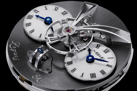 MBandF Legacy Machine N°1