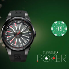 Montre Perrelet Turbine Poker