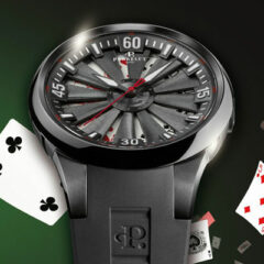 Montre Turbine Poker