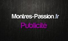 Publicité Montres Passion