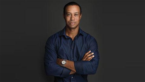 Rolex et Tiger Woods
