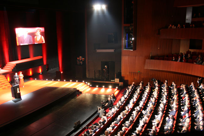 Cérémonie GPHG 2011