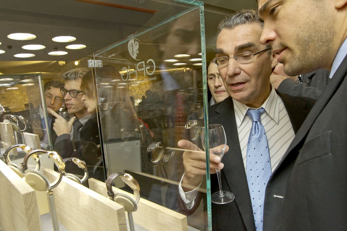 Grand Prix de l'Horlogerie de Genève 2011