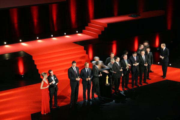 Lauréats GPHG 2011