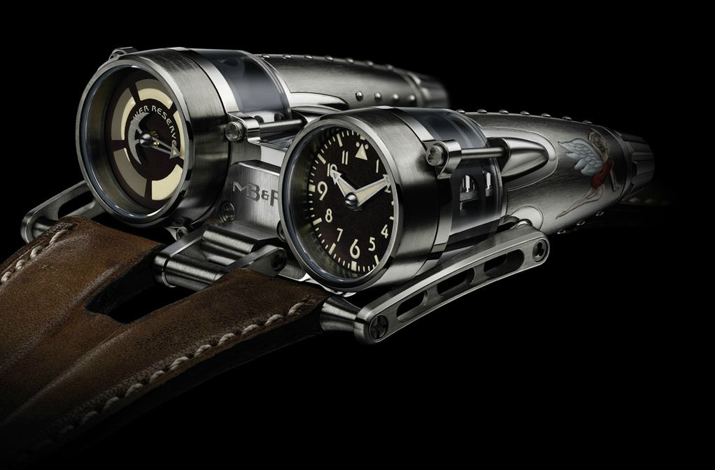 MB&F HM N°4 Double Trouble