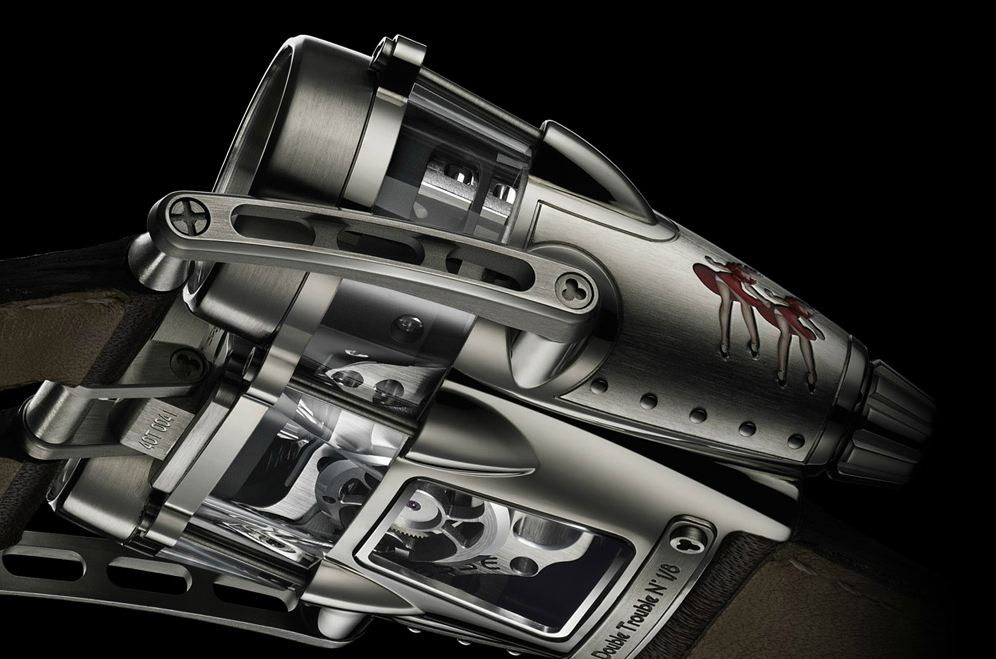 MB&F HM4 Double Trouble