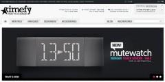 Timefy site