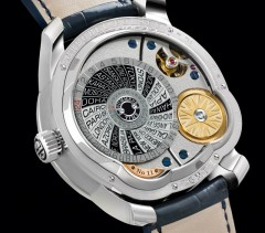 Greubel Forsey GMT fond