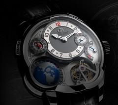 Montre Greubel Forsey GMT
